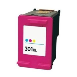 HP 301XL V3 TRICOLOR CARTUCHO REMANUFACTURADO CH562EE/CH564EE